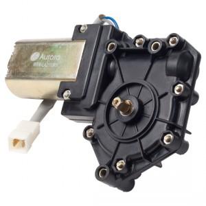 Моторедуктор привода стеклоподъемника