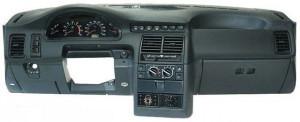 На фото - Накладка панели ВАЗ 2110 Евро-2