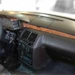 Накладка панели ВАЗ 2110 Каштан