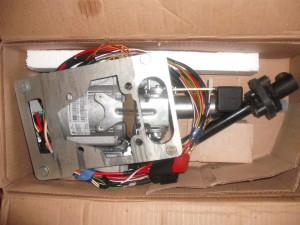 Новый электроусилитель руля ВАЗ 2110 с компонентами