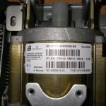 Маркировка электроусилителя ВАЗ 2110