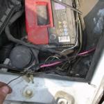 Вытягиваем провода