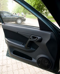 Обшивка двери ВАЗ 2110 Люкс