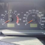 Щиток приборов VDO (ВАЗ-21106 с двигателем от Opel). Артикул 21106-3801010