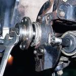 Ступица переднего колеса ваз 2110