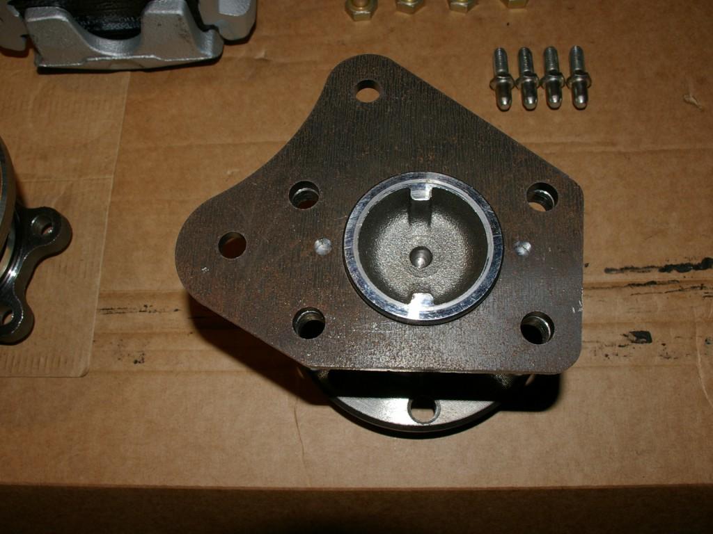 Как сделать дисковые тормоза задние на ваз 2110