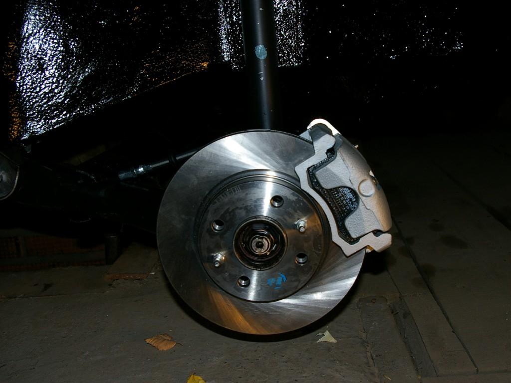 Защита тормозных дисков своими руками 99