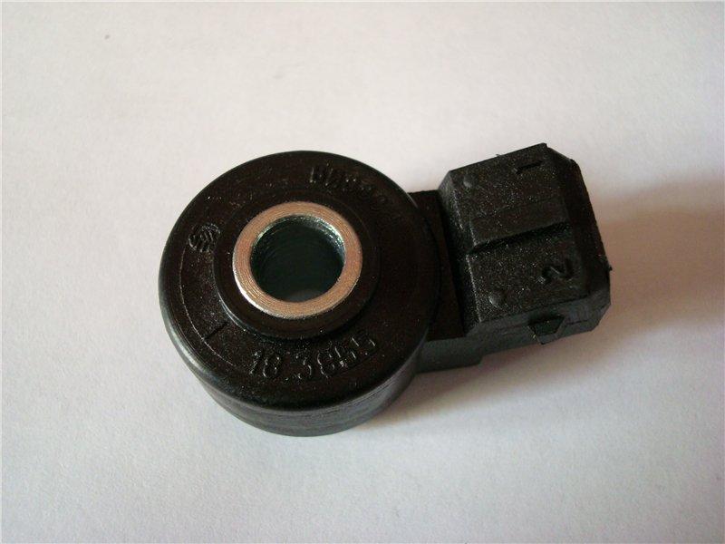 Фото №25 - где находится датчик детонации ВАЗ 2110 8 клапанов