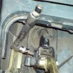 Рычаг переключения передач 2110