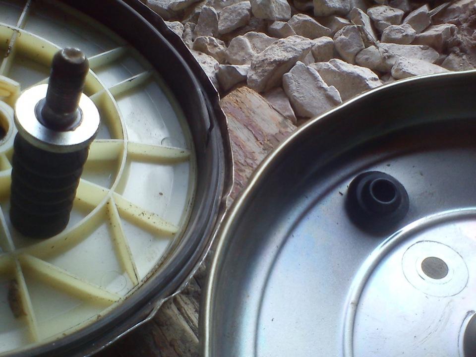 Фото №3 - ремкомплект вакуумного усилителя тормозов ВАЗ 2110