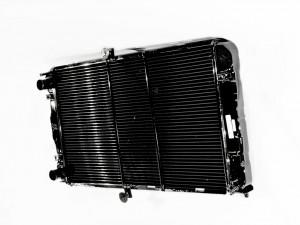 Медный радиатор охлаждения с увеличенным на 40% КПД
