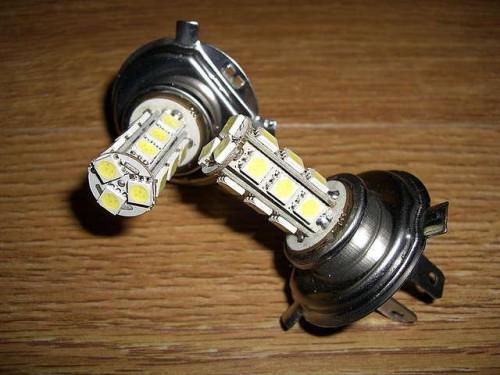 Светодиодные лампы ближнего света