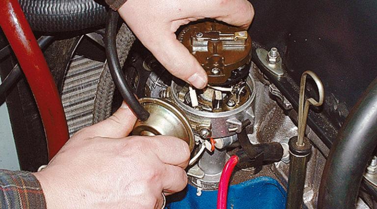 Регулировка зажигания ваз 2107 карбюратор своими руками