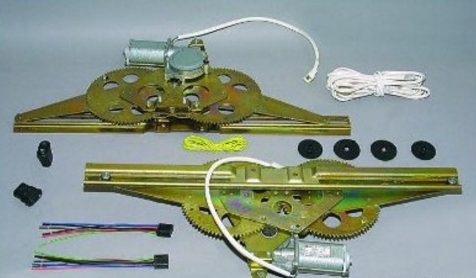 Как сделать электро стеклоподъемники своими руками