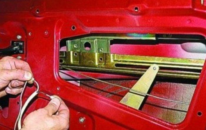 Подача напряжения на мотор ЭСП