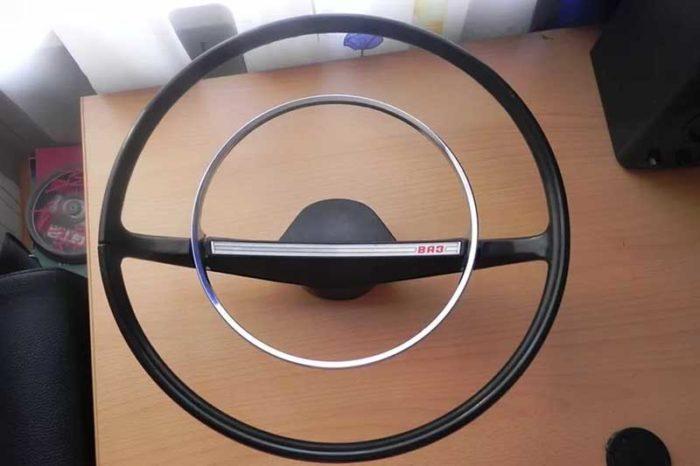 Рулевое колесо от копейки