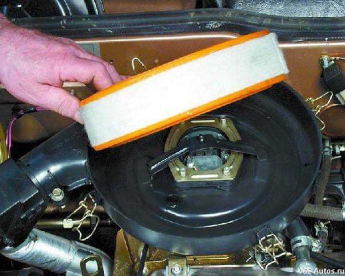 Воздушный фильтр ВАЗ 2108