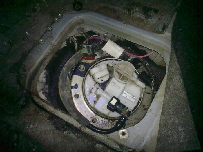 Электрический бензонасос ВАЗ 2108/2109
