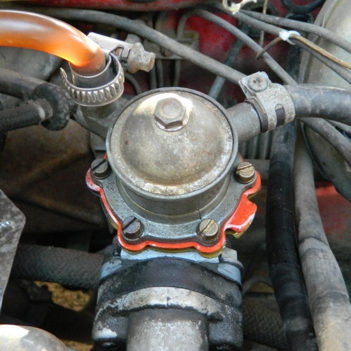 Механический топливный насос ВАЗ 2108/2109