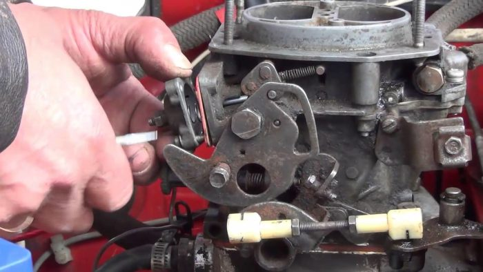 Поиск причины неисправности в пусковом устройстве для последующего ремонта