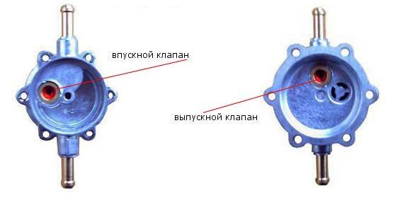 Ремонт механического бензонасоса ВАЗ 2108/2109