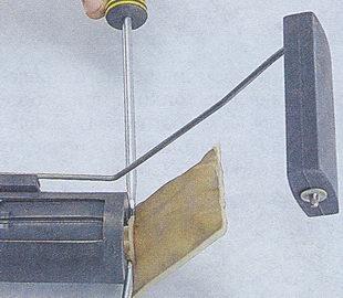 Сетчатый фильтр грубой очистки электрического бензонасоса ВАЗ 2108/2109