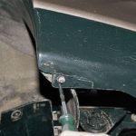 Демонтаж переднего бампера — шаг 2