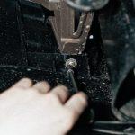 Демонтаж переднего бампера — шаг 4