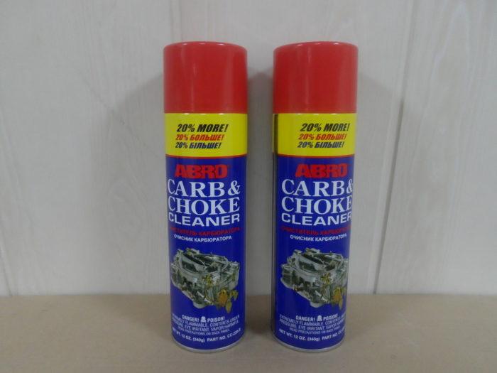 Очиститель для карбюраторов