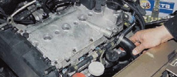 Ремонт ваз 2110 инжектор 16 клапанов