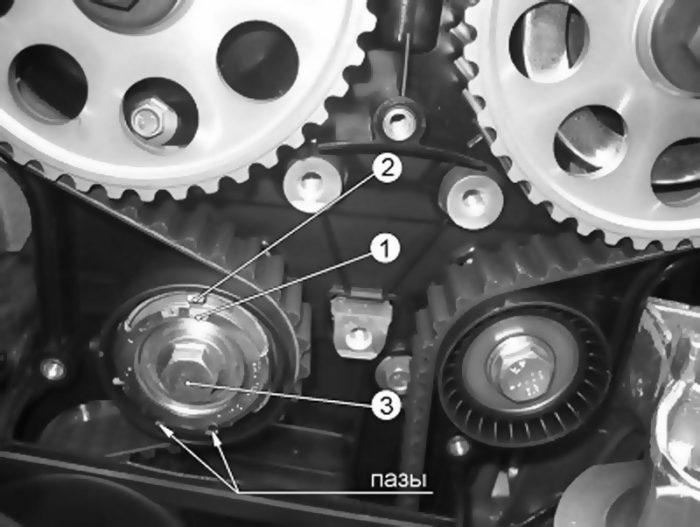 Натяжной ролик ремня ГРМ «Лада-Приора» 16 клапанов