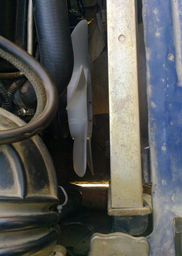 Вентилятор на ВАЗ 21214