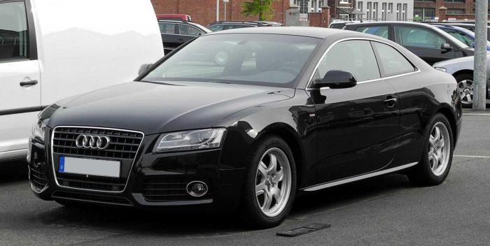 Самые неубиваемые машины: Audi A5