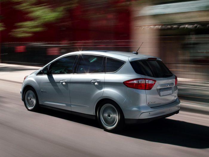 Самые неубиваемые автомобили: Ford C-Max