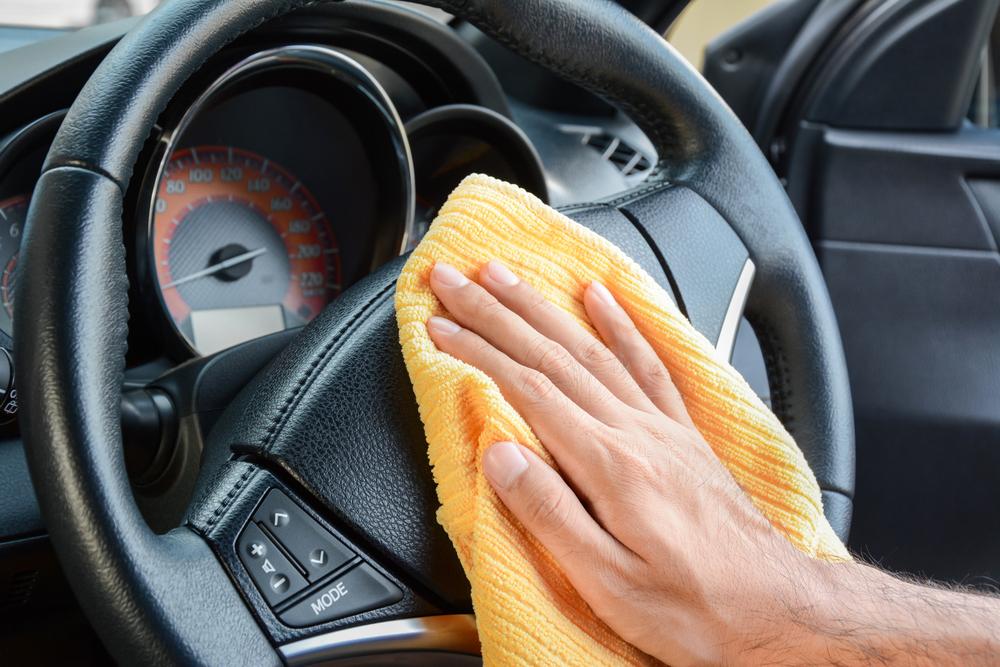 Лайфхаки для тех, кто не хочет часто мыть свой автомобиль