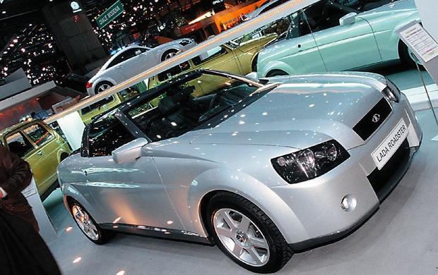 Автомобиль Roadster