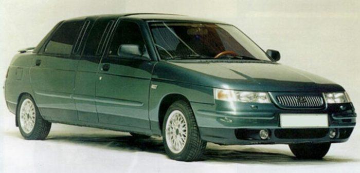 Лимузин ВАЗ-21099