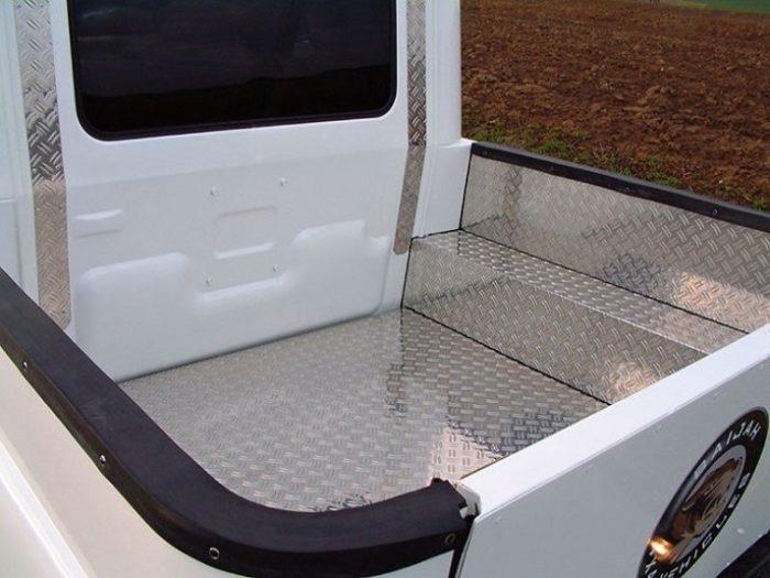 Багажник пикапа Тайга