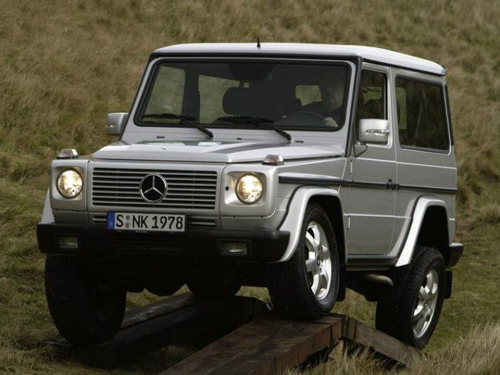Mercedes Gelendwagen