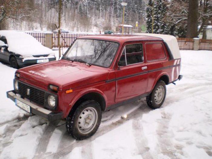 ВАЗ-2121Ф