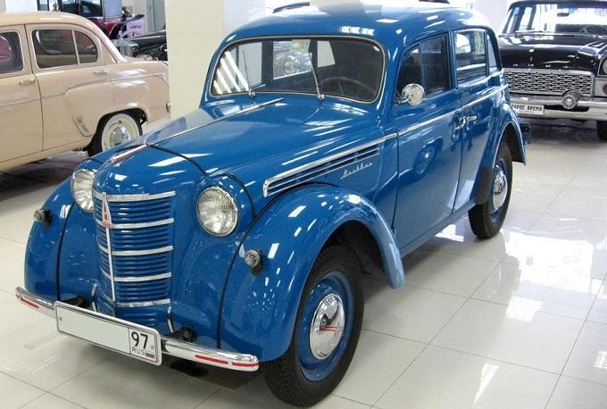 Москвич-400