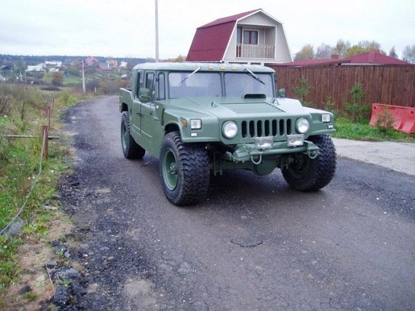 Переделанный ГАЗ-66