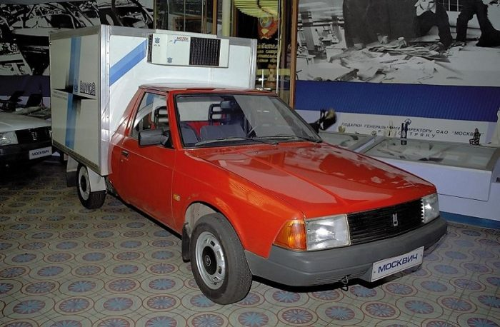 Москвич-233522