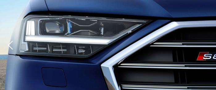 Фара Audi S8