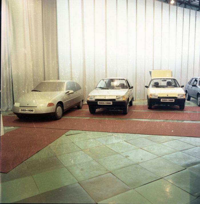 ЗАЗ-1106 и другие модели завода