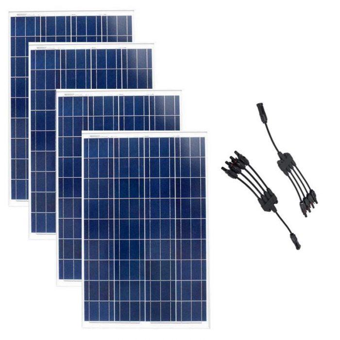Солнечная батарея для автомобиля