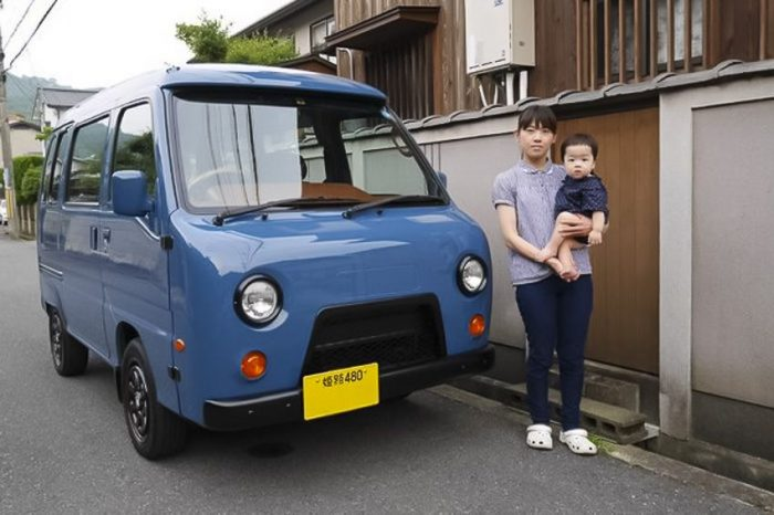 Японская «Буханка»