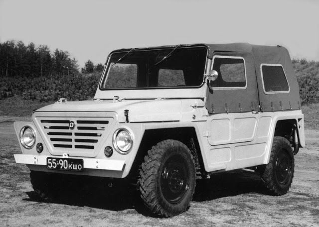 Нива «Крокодил» Э2121