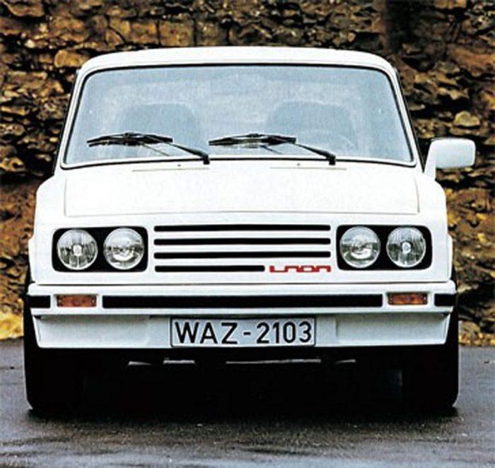 ВАЗ-Porsche 2103
