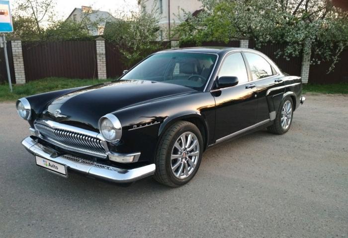 Переделанная Mazda